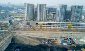 ЖК «ЗИЛАРТ»: ход строительства дома №9-10