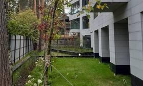 ЖК «LEVEL Barvikha Residence»: ход строительства (сентябрь 2019)