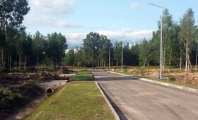 КП «Петергофские дачи»: ход строительства
