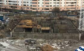 ЖК «Шушары» (Пушкинская): ход строительства корпуса №42.1
