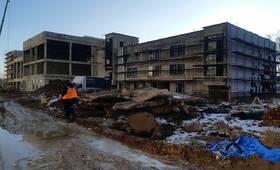 ЖК «Белые ночи»: ход строительства школы и детского сада
