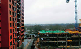 ЖК «Воскресенский» (Наро-Фоминск): ход строительства 2 очереди