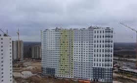 ЖК «Цветной город»: ход строительства дома №7