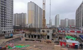 ЖК «Цивилизация»: ход строительства дома №12