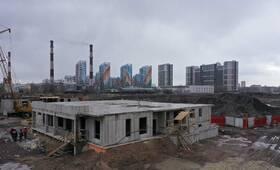 ЖК «Цивилизация»: ход строительства дома №13