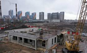 ЖК «Цивилизация»: ход строительства дома №14