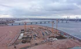ЖК «Морская набережная»: ход строительства участка №13