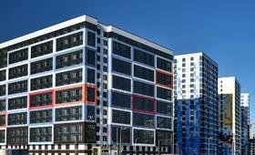 Жилой комплекс «Светлый мир «Я-Романтик»: ход строительства 11 корпуса (февраль 2020)