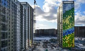 ЖК Светлый мир «Жизнь...»: ход строительства второй очереди (февраль 2020)