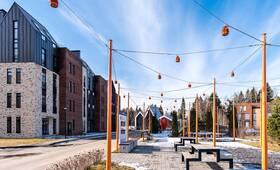 МЖК «Парк Апрель»: ход строительства (январь 2020)