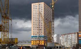 ЖК «Жулебино парк»: ход строительства корпуса №6