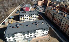 МЖК «7 park»: ход строительства