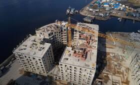 ЖК «Петровская доминанта»: ход строительства