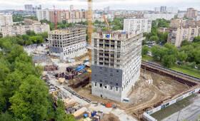 ЖК «Просторная 7»: ход строительства владение №7