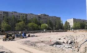 ЖК «Лондон Парк»: ход строительства корпуса №7