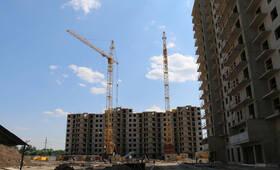 ЖК «Новое Горелово»: ход строительства дома №55 из группы застройщика