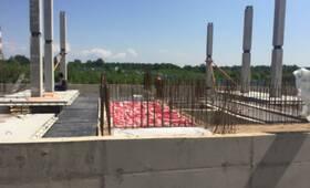 ЖК «Ромашки»: ход строительства корпуса №3 из группы застройщика