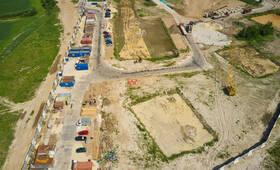 ЖК «Заповедный парк»: ход строительства