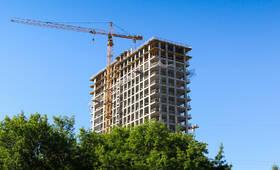 МФК «Зорге 9»: ход строительства