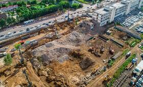 ЖК «City Bay»: ход строительства
