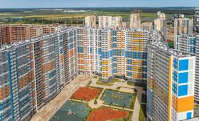 ЖК «Полис на Комендантском»: ход строительства дома №3