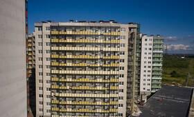 ЖК «Ручьи»: ход строительства дома №4