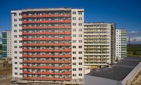 ЖК «Ручьи»: ход строительства дома №5