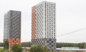 ЖК «Саларьево парк»: ход строительства корпуса №21
