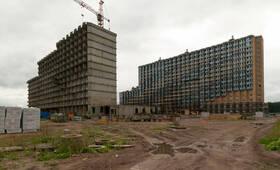 ЖК «Северный вальс»: ход строительства корпуса №3
