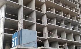 ЖК «Шушары»:  ход строительства корп. 40.4 (август 2020)
