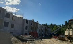 ЖК «Granholm Village»: ход строительства