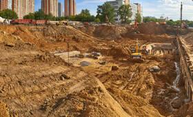 ЖК «TopHILLS»: ход строительства корпуса №2