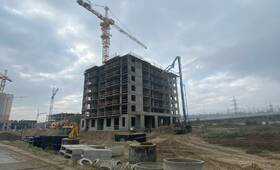 ЖК «Ойкумена»: ход строительства