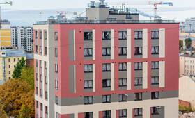 МФК «ARTSTUDIO MOSKOVSKY»: ход строительства