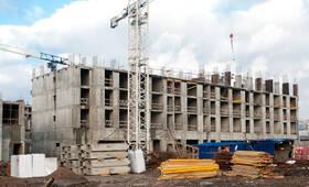 ЖК «Дефанс»: ход строительства