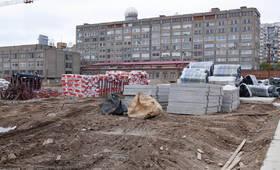 ЖК «Красноказарменная 15»: ход строительства корпуса №1.1