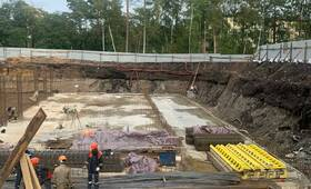 ЖК «Мариоки»: ход строительства (сентябрь 2020)