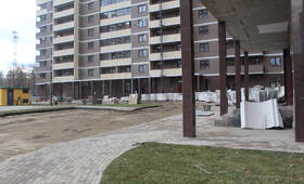 ЖК «28 микрорайон»: ход строительства корпуса №2