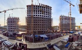 ЖК «West Garden»: ход строительства