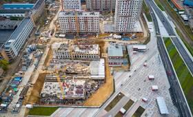 ЖК «Соседи 21/19»: ход строительства
