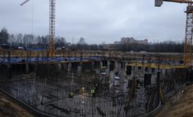 ЖК «Первый Лермонтовский»: ход строительства