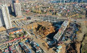 ЖК «Румянцево–Парк»: ход строительства дома №3