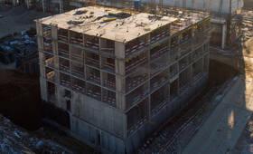 ЖК «Бусиновский парк»: ход строительства корпуса №1.1