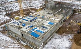 ЖК «Амурский парк»: ход строительства корпуса №3.4