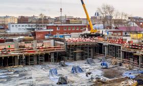 ЖК «Павелецкая Сити»: ход строительства
