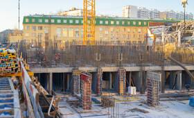 ЖК «Авиатика»: ход строительства