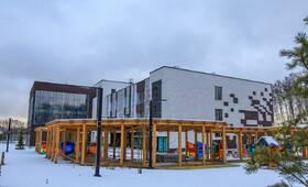ЖК «Белые ночи»: ход строительства образовательного центра