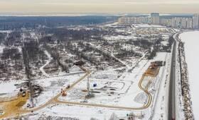 ЖК Parkolovo: ход строительства