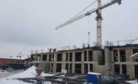 МЖК «Бристоль» Москва»: ход строительства