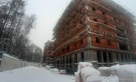 ЖК «Суханово Spa Deluxe»: ход строительства